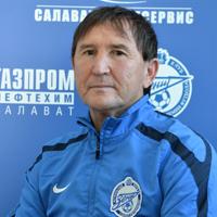 Вахидов Эркен Шакурович